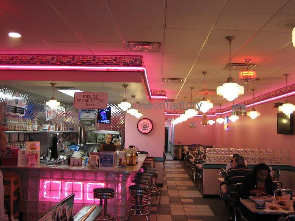 Interior neon