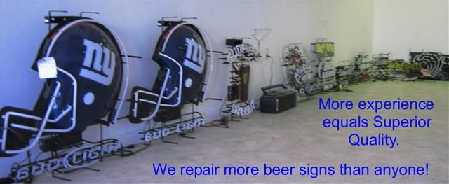 beer repairs